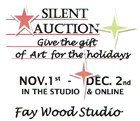 Silent Auction ad for Fy Wood