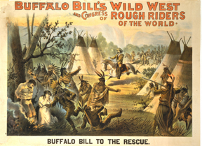 buffalo bill essays People everywhere tell themselves stories to explain who they are, why they are  that way, and what they can become images from these stories, endlessly.